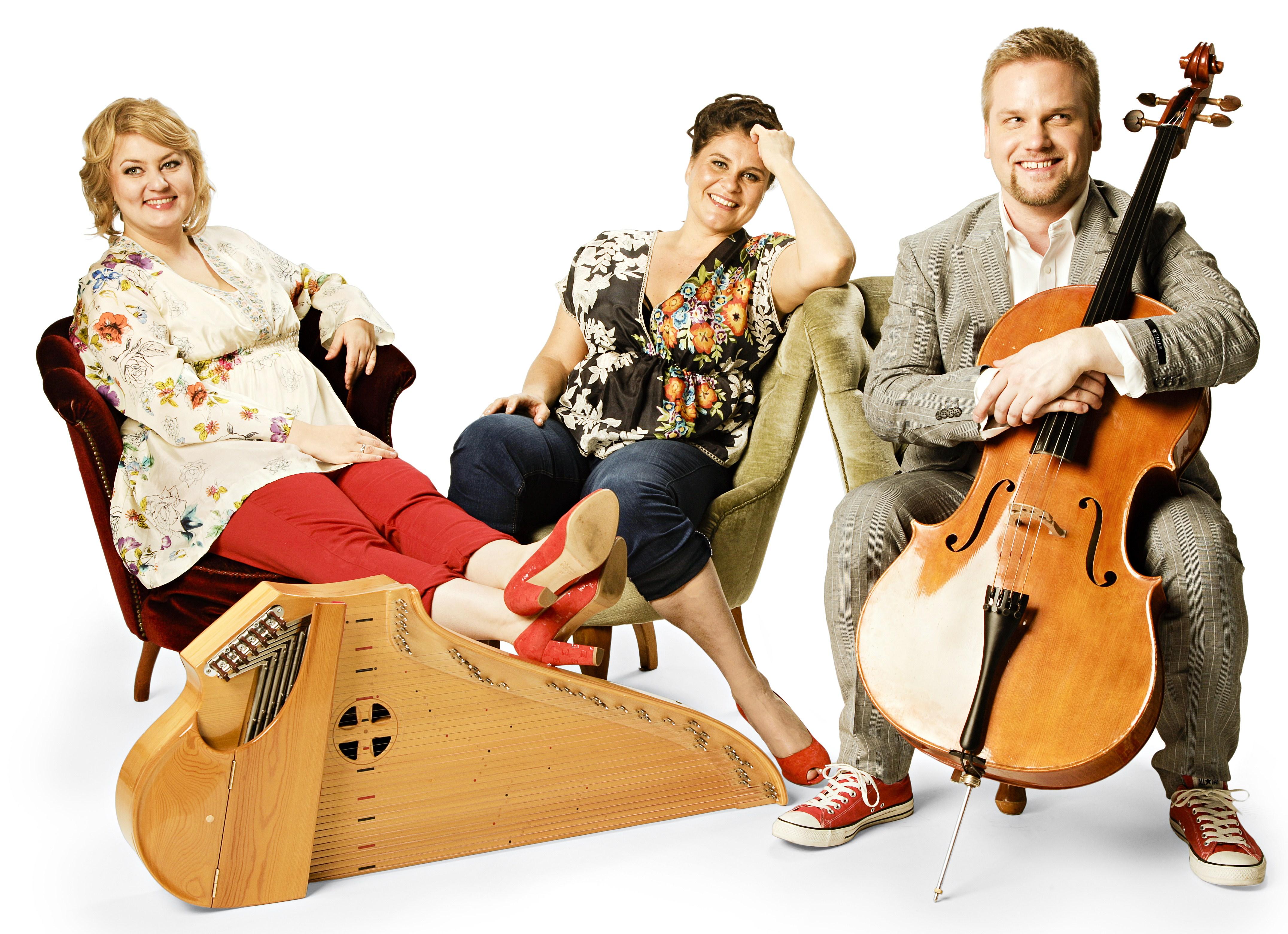 finnisches trio in der essigfabrik wochenspiegel online. Black Bedroom Furniture Sets. Home Design Ideas