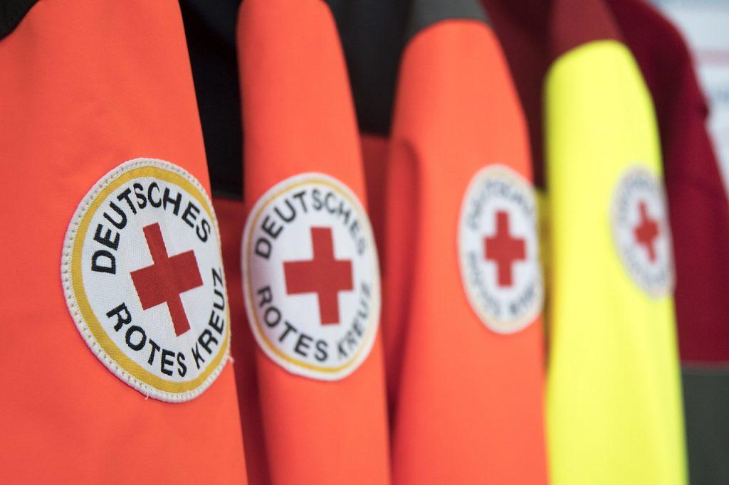 Deutsches Rotes Kreuz sammelt in Reinfeld