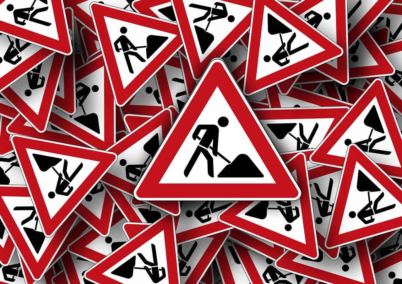 Ab Montag, 20. September beginnen die Straßenbauarbeiten der grundhaften Fahrbahnsanierung in der Stettiner Straße.