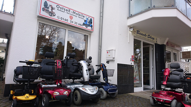 ostseemobile, Elektromobil-Fachhandel Timmendorfer Strand,