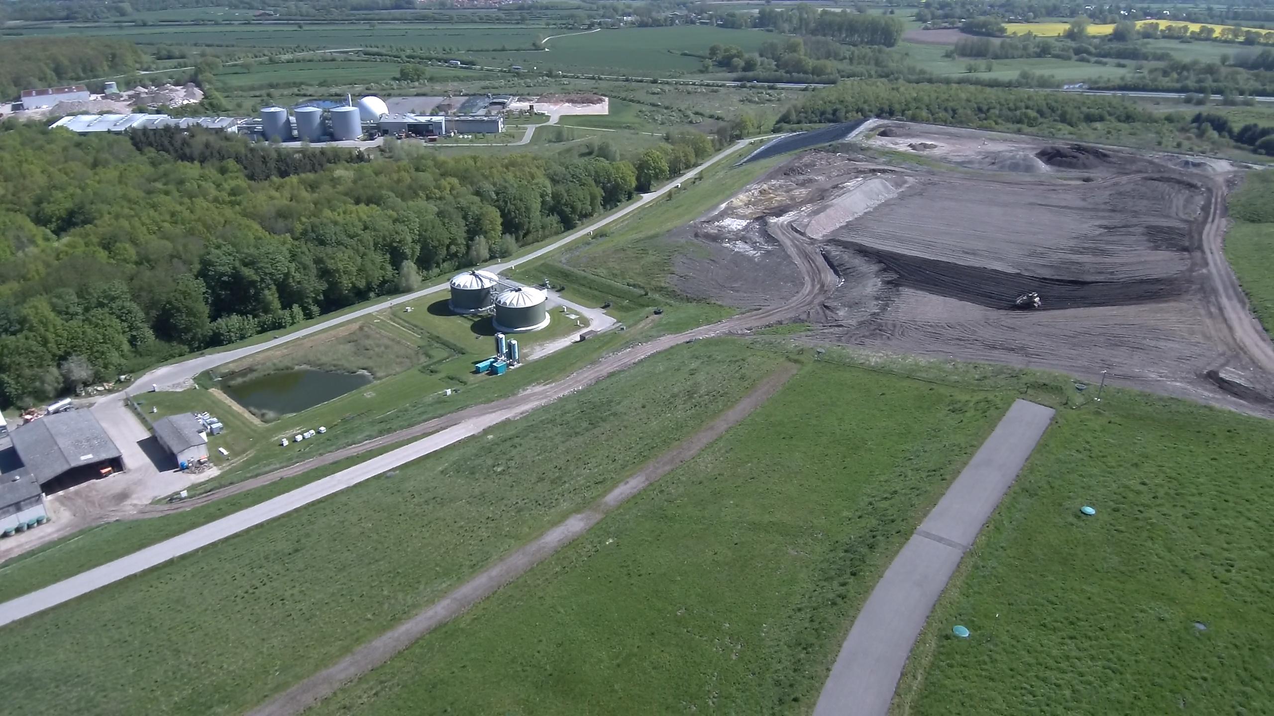 Bauschutt Kernkraftwerk Lübeck Deponie