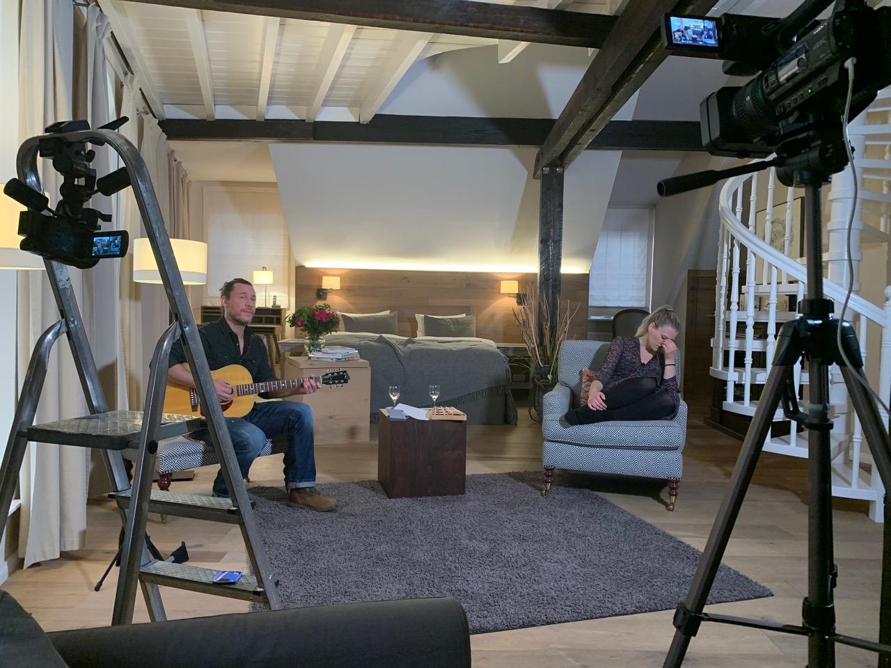 Künstler Lübeck Hotel Video