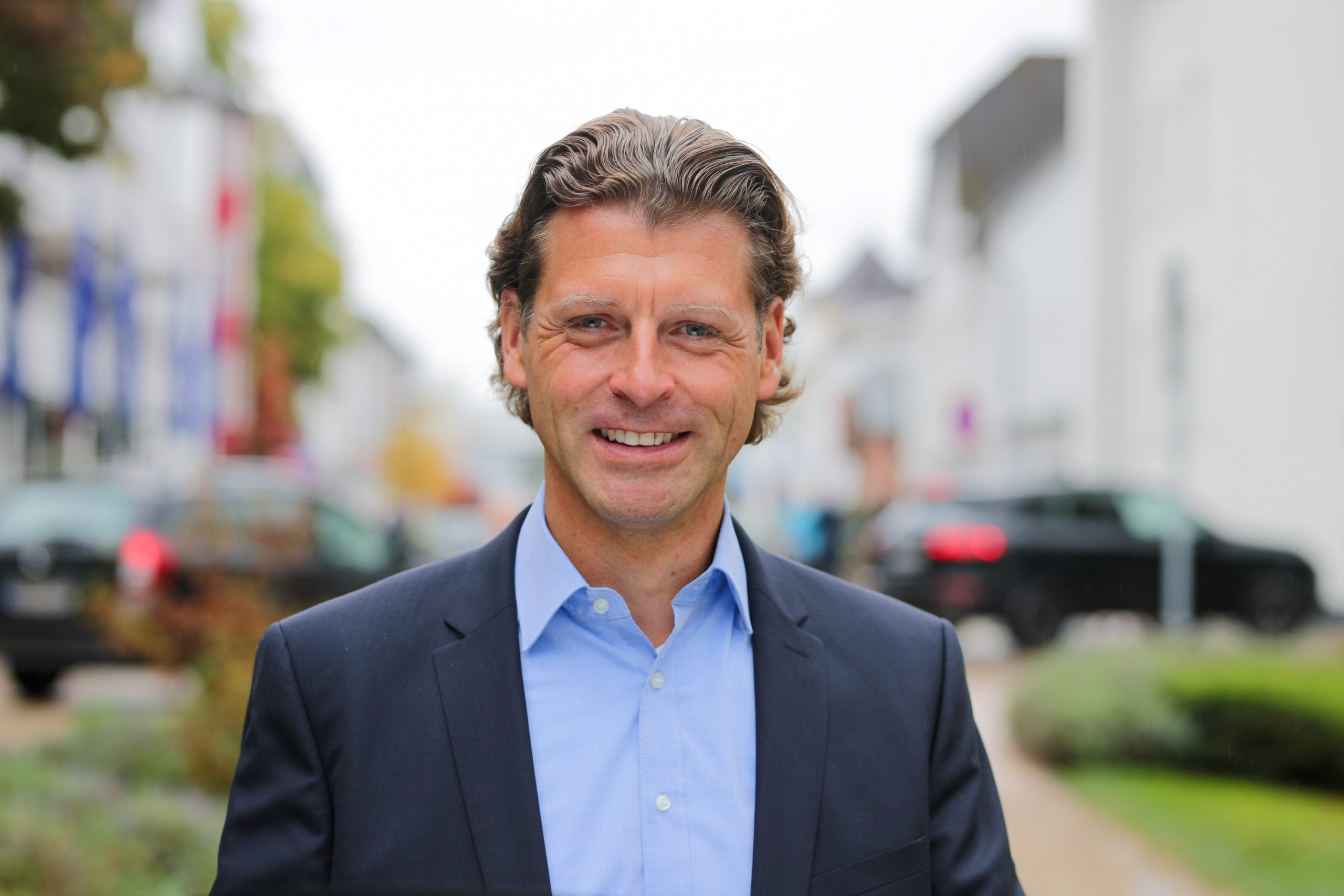 Bürgermeister Timmendorfer Strand