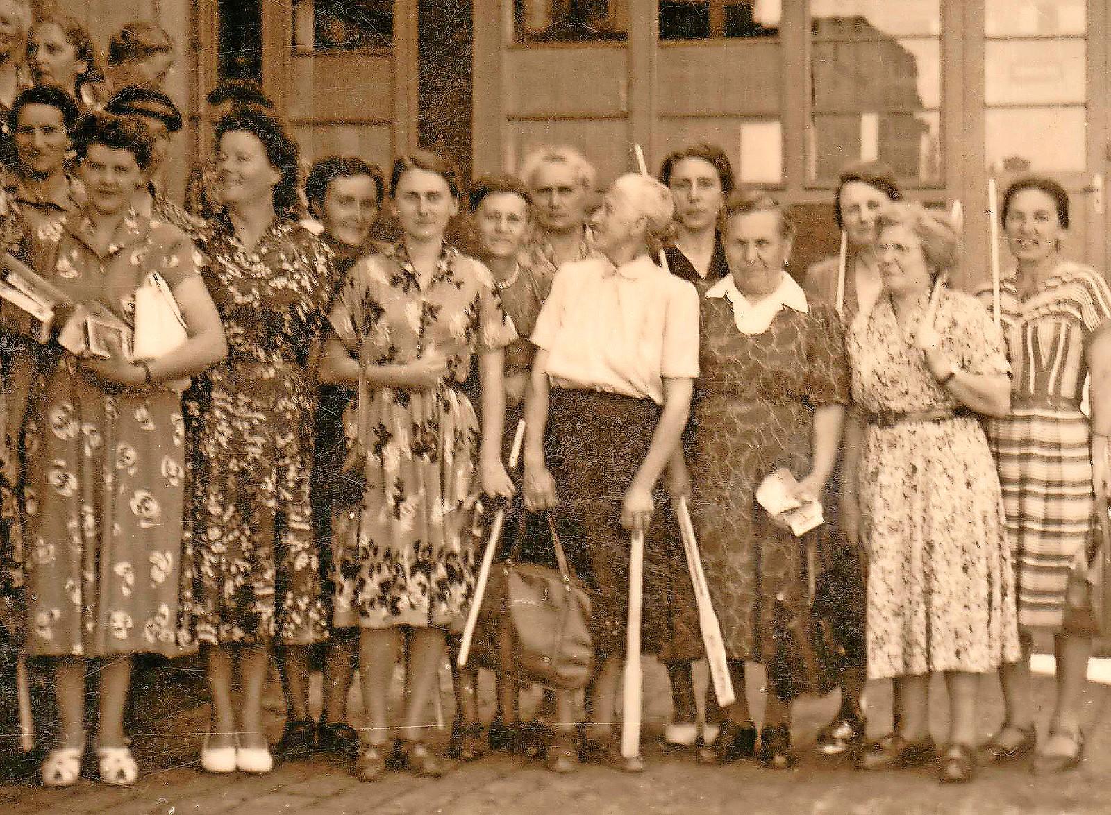Die Mitglieder des Deutschen Hausfrauenbundes  Pönitz e.V. hatten eine schwere Entscheidung zu treffen – die zur Auflösung des Traditionsvereins.