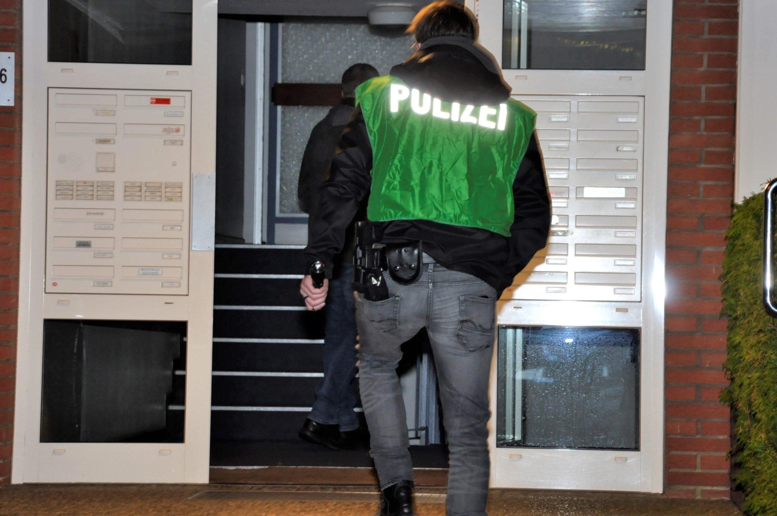 Drogen Lübeck Kücknitz Polizei