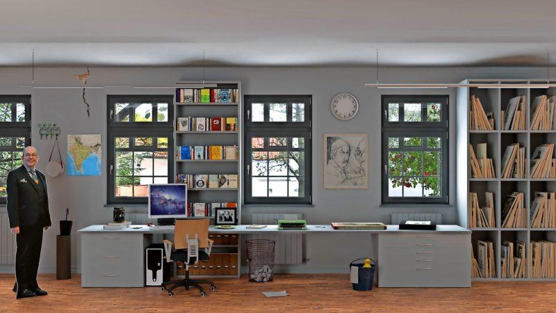 Das Günter Grass-Haus Lübeck hat die vergangenen Wochen genutzt, um seine Bestände umfassend digital aufzubereiten.