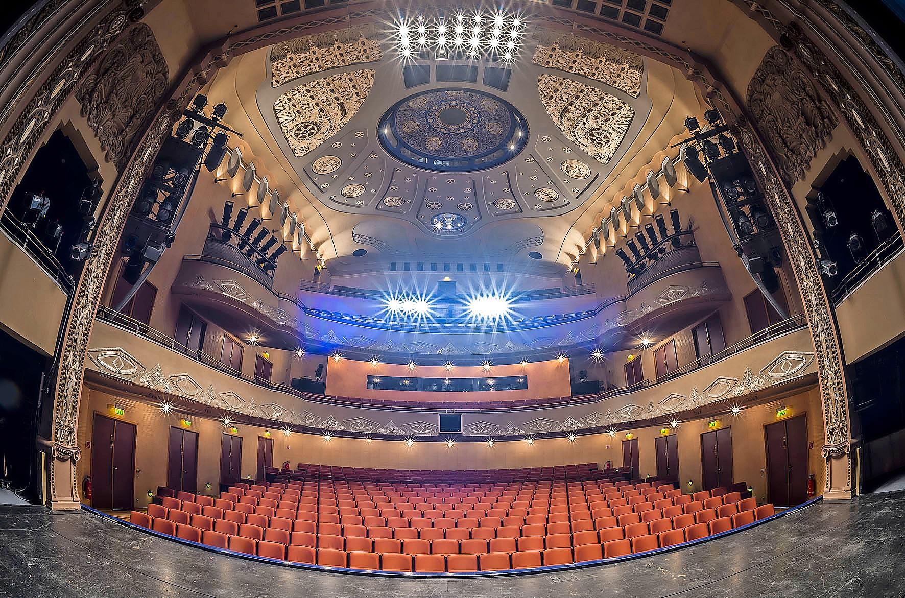 Die schleswig-holsteinischen Theater haben entschieden, den Vorstellungsbetrieb bis einschließlich 31. März einzustellen.