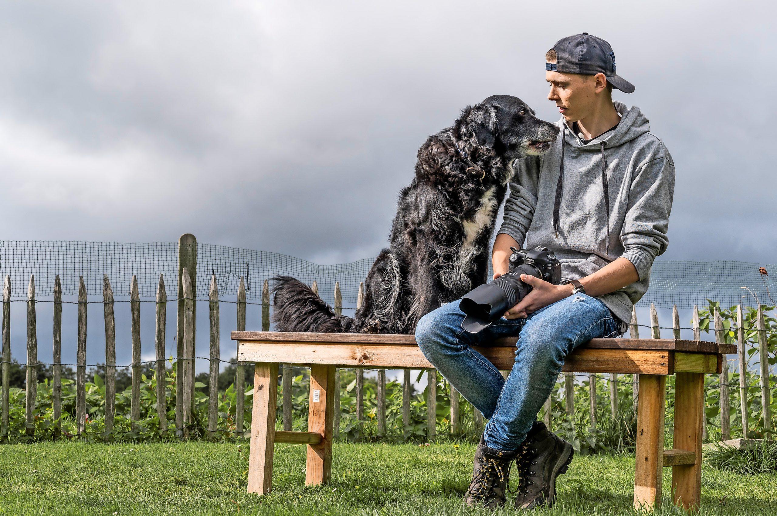 """""""Kreativtage Lübecker Bucht"""": Der Wochenspiegel stellt in einer Serie teilnehmender Künstler vor. Heute ist es der Tierfotograf Yvo Lull."""