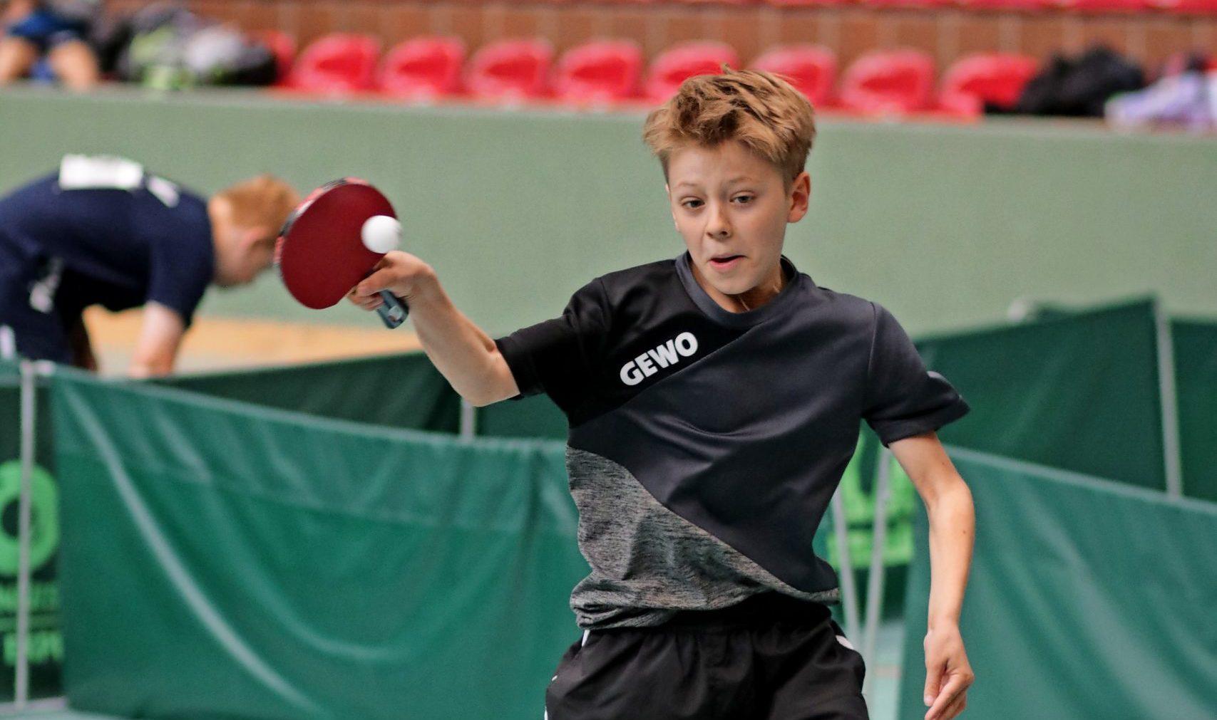 Luke Jalaß Tischtennis Stockelsdorf