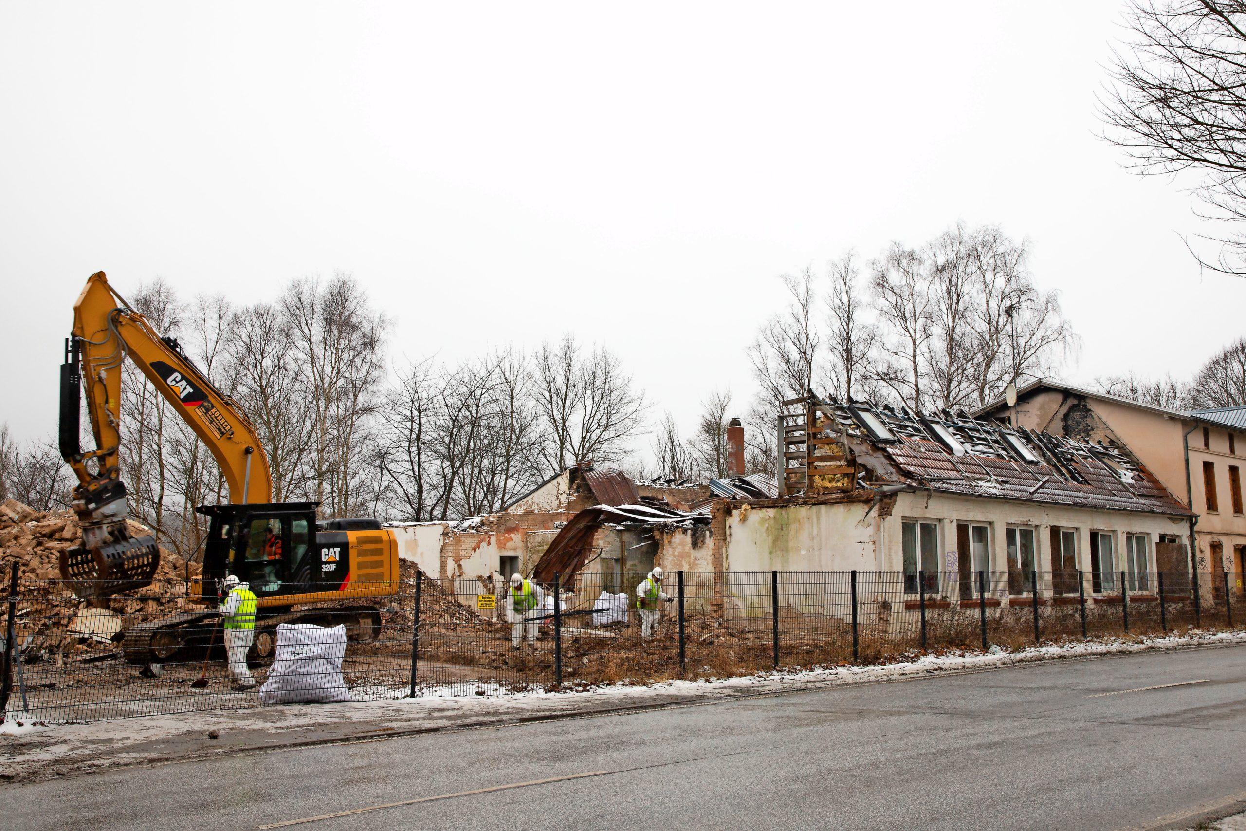 Memory Kücknitz Abriss Lübeck