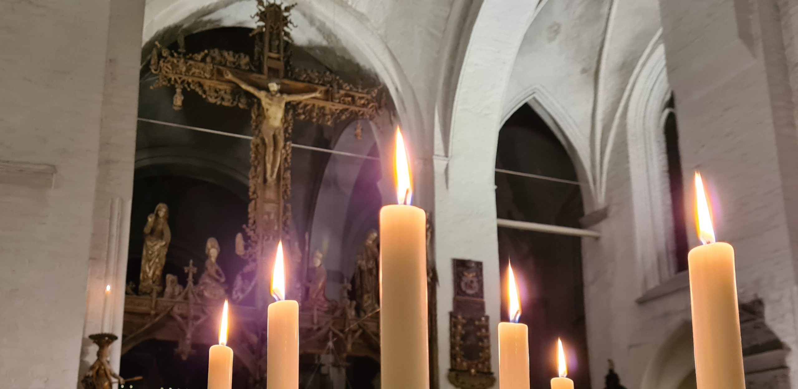 Ab dem Wochenende, 6./7. März 2021, feiern die Innenstadt-Gemeinden wieder Präsenzgottesdienste in den Altstadt-Kirchen.