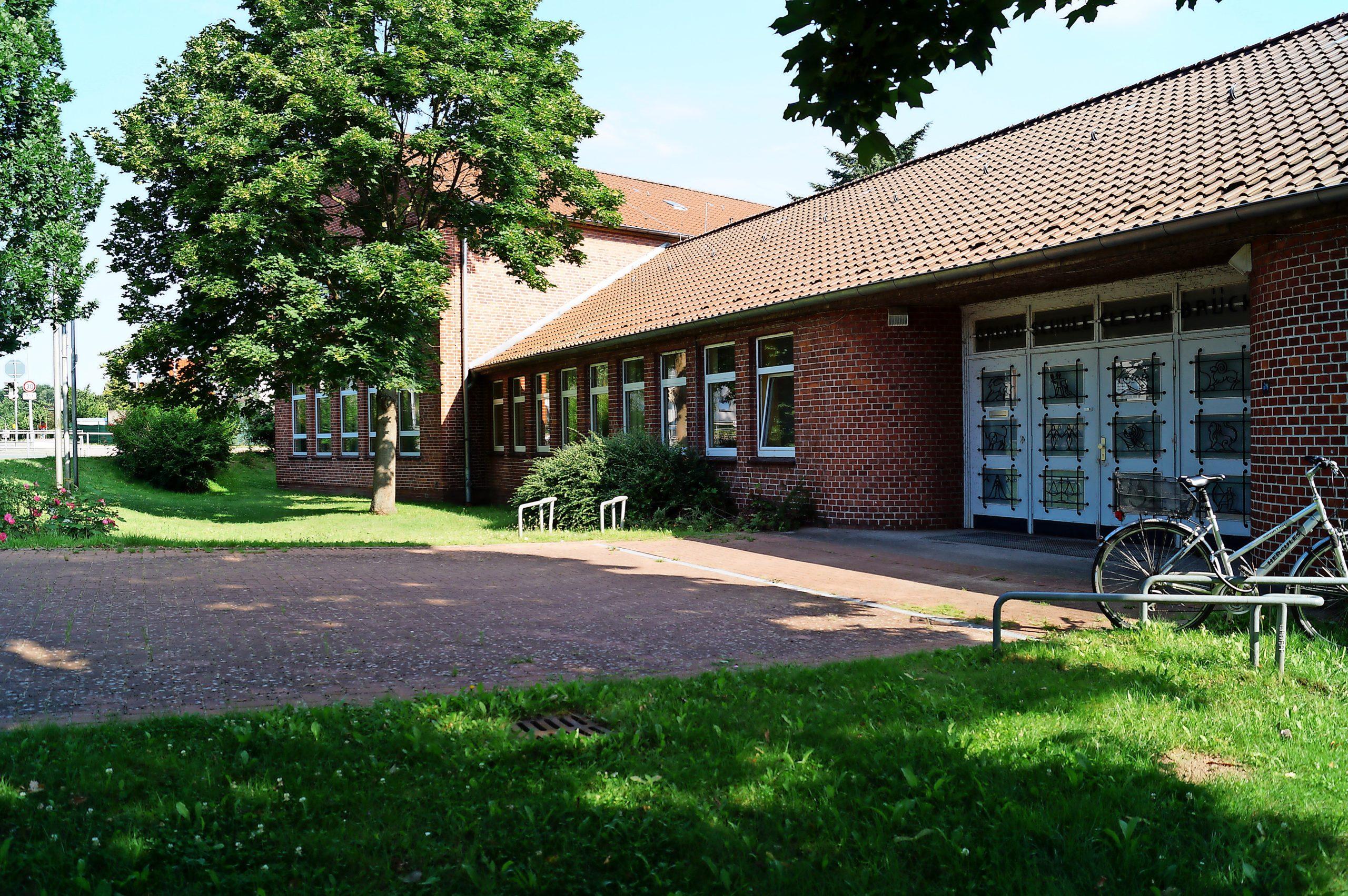 Grundschule Cleverbrück Sanierung