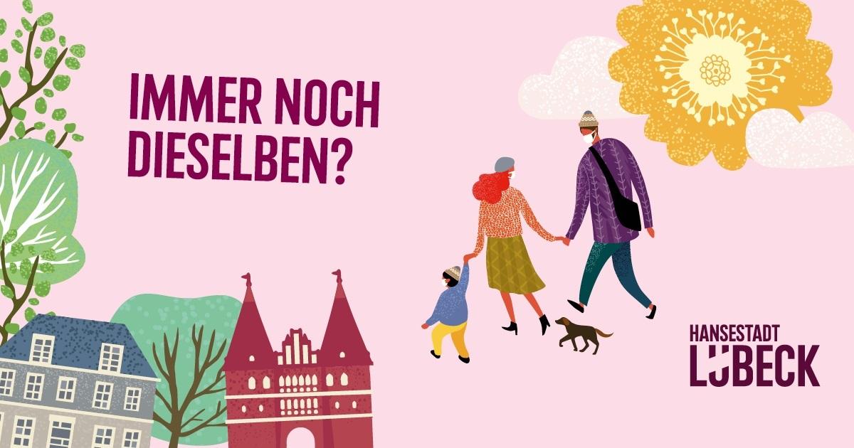 Lübeck Restart Kampagne