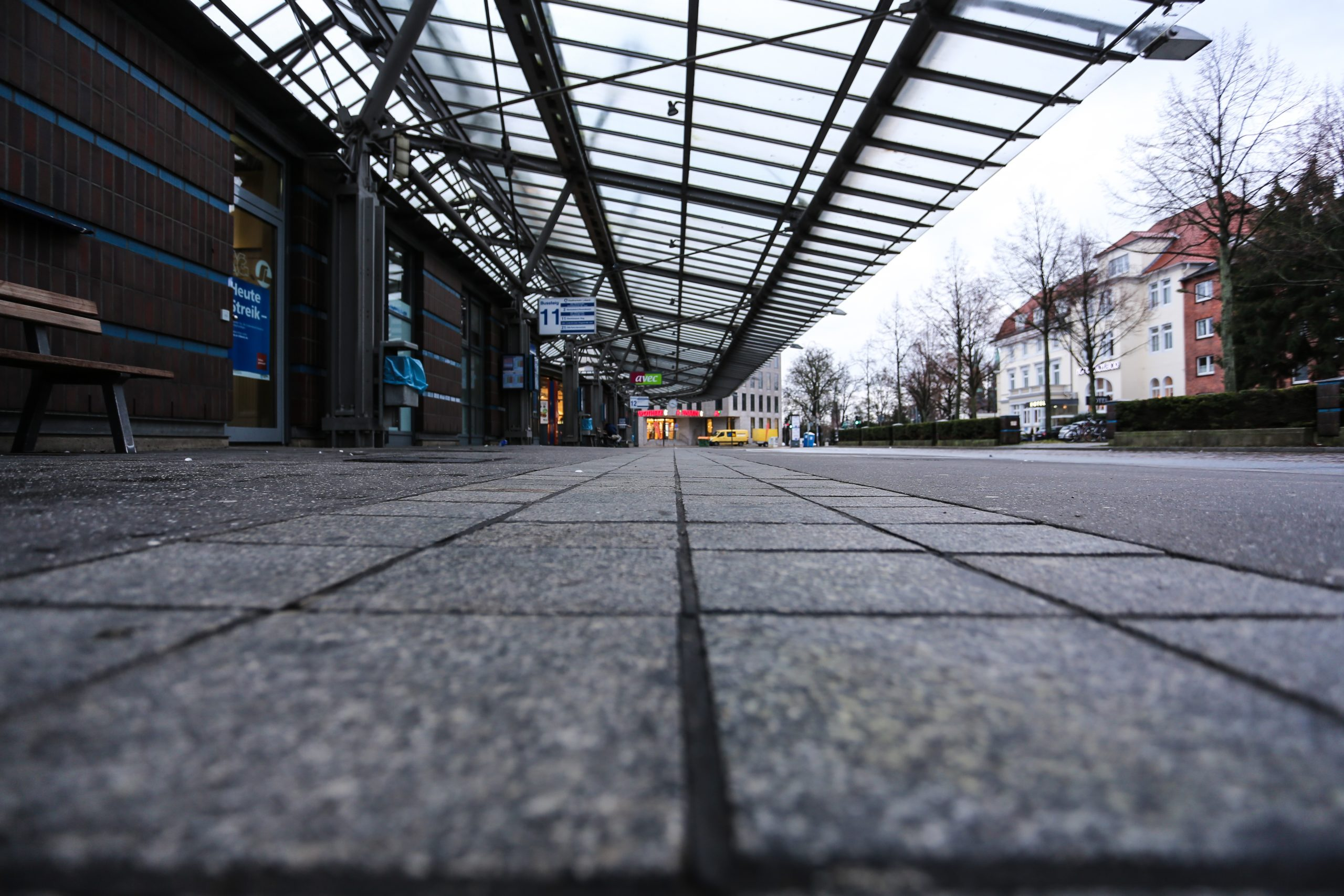 Lübeck Angsträume Angst Umfrage