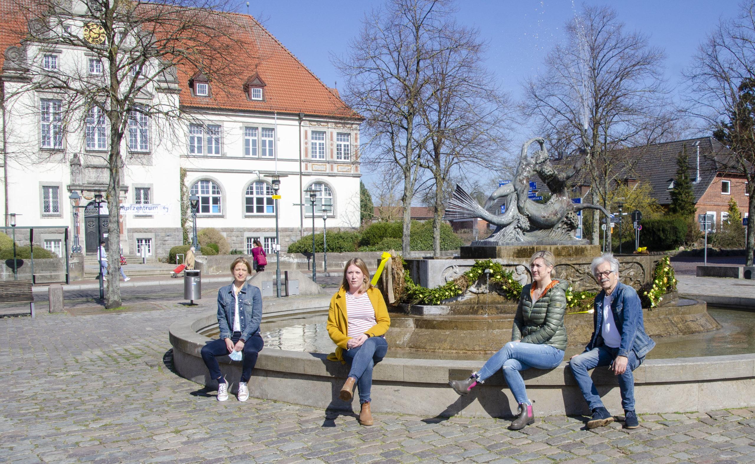 Marktbrunnen Bad Schwartau