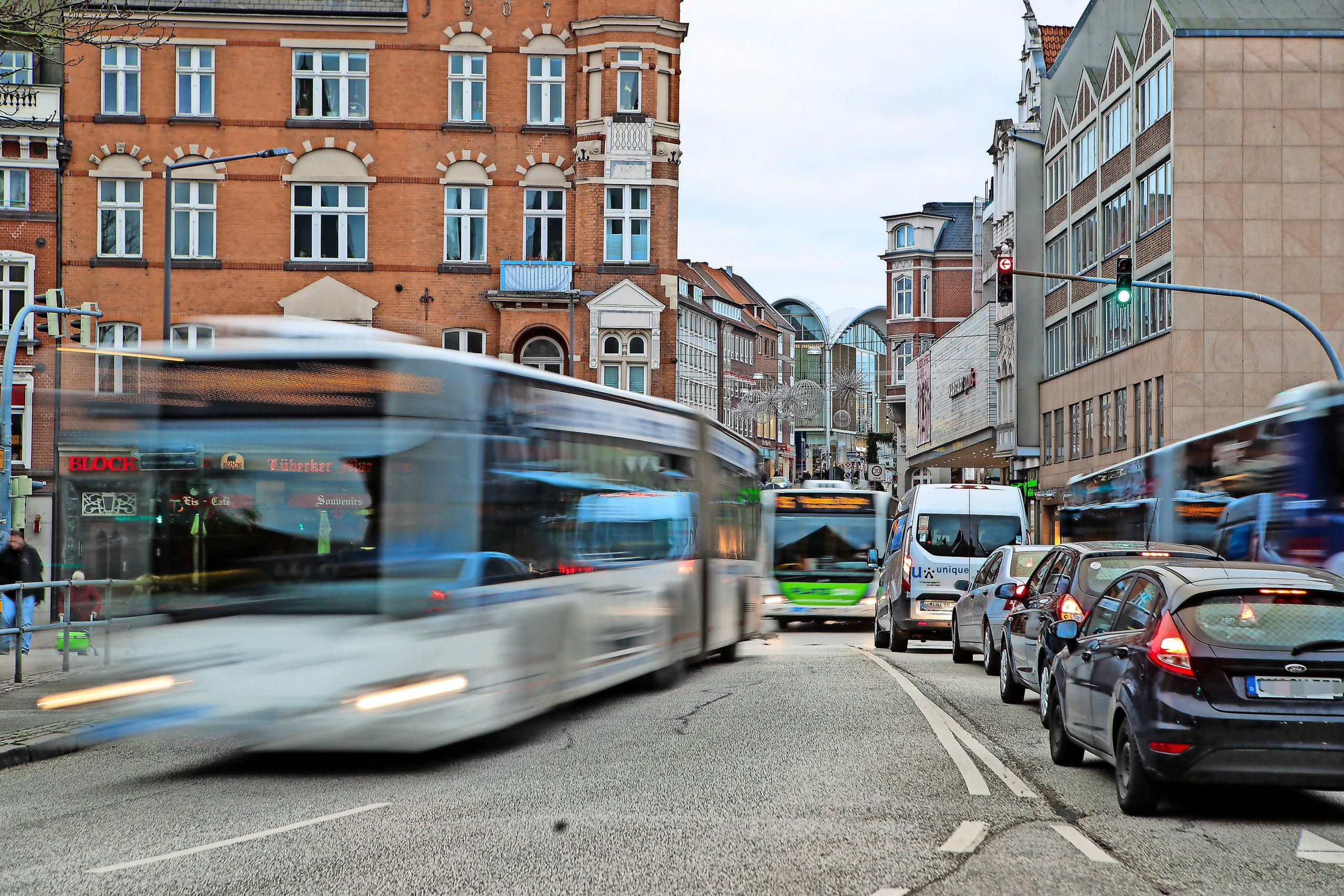 Busfahren Lübeck Preisstufen