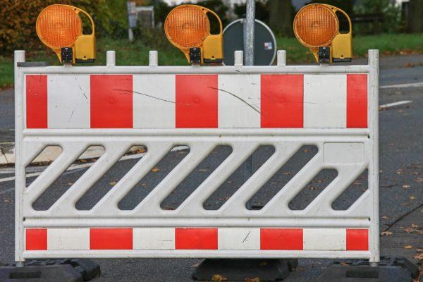 Die Straßenbauarbeiten an der Wallstraße finden unter Vollsperrung vom 17. bis 18. Juli statt – Umleitung ausgeschildert.