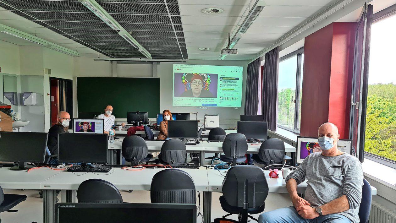 Die Aktionstage zur Sucht- und Gewaltprävention an der Emil-Possehl-Schule bieten ein dreitägiges Programm, dieses Jahr per Live-Chat.