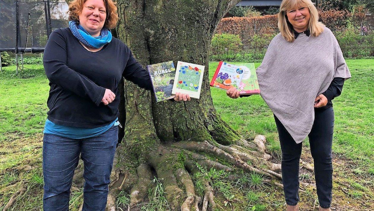 Die Büchereien in Bad Schwartau, Stockelsdorf, Scharbeutz, Ratekau und Ahrensbök haben Literatur rund ums Thema Garten als Geschenk erhalten.