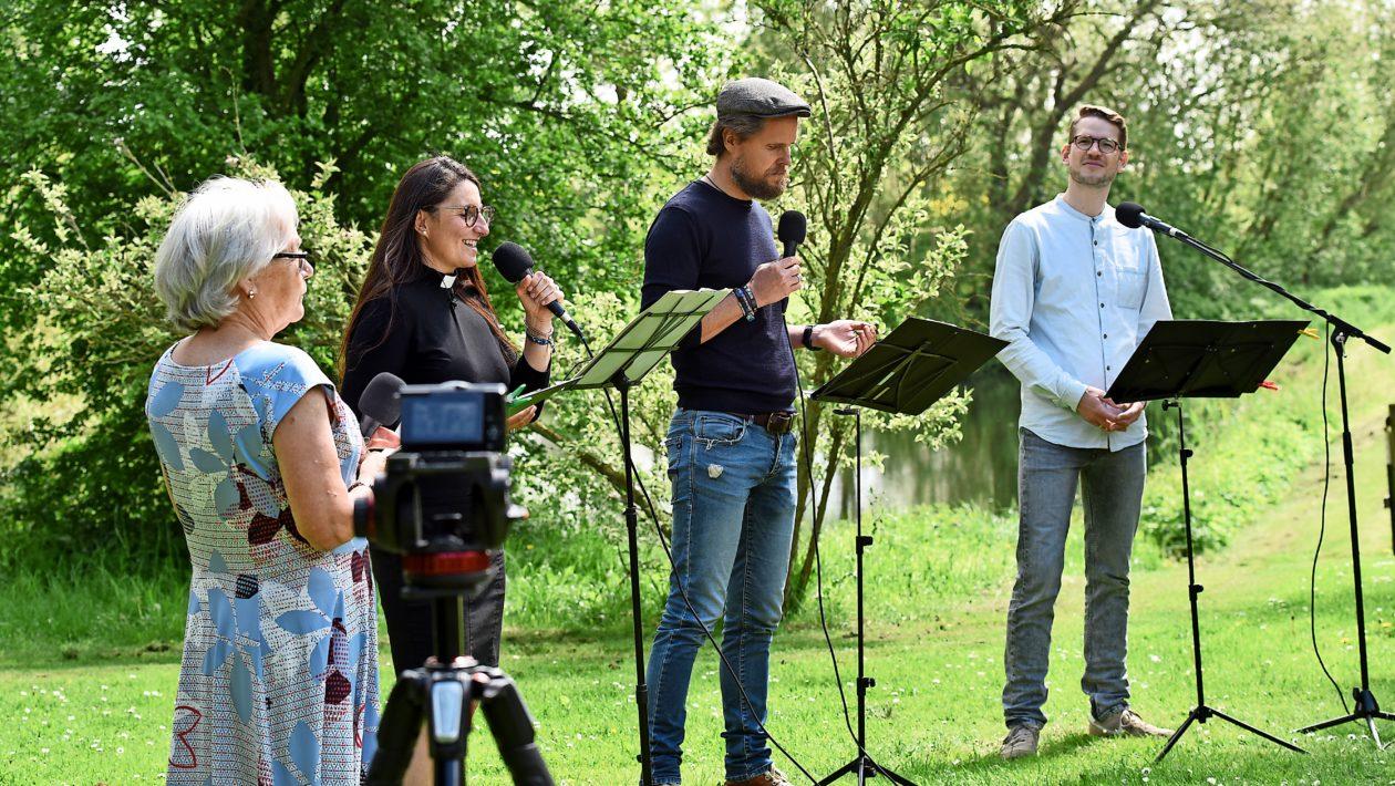 Um die Coronazeit dreht sich der Online-Gottesdienst des Kirchenkreises Ostholstein. Ab Sonntag kann man ihn auf Youtube abrufen