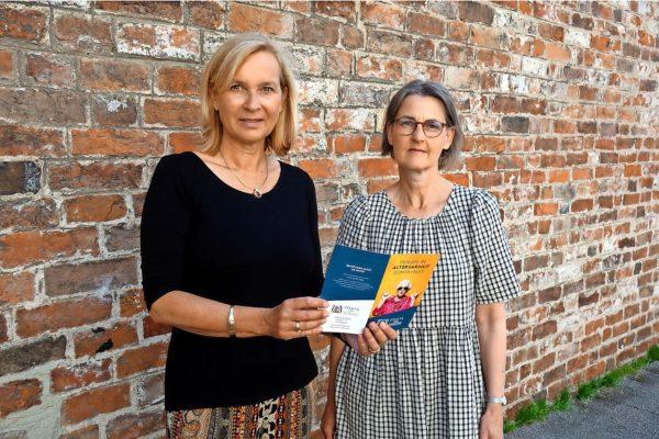 Die Frauen des Lübecker Zonta Clubs helfen Frauen in schwierigen Lebenslagen mit ihrem Fonds gegen Altersarmut.