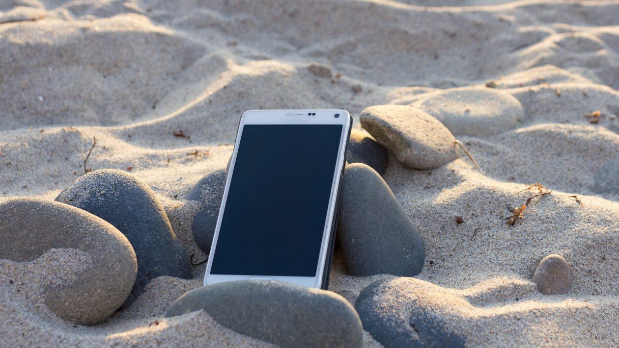 Die neue App bietet nicht nur Informationen zu Strandbars, Radtouren oder Parkplätzen, sondern auch Inspiration für Strandalternativen.