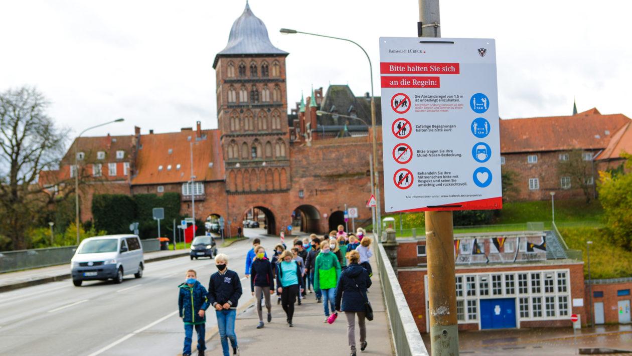 Maskenpflicht Lübeck aufgehoben