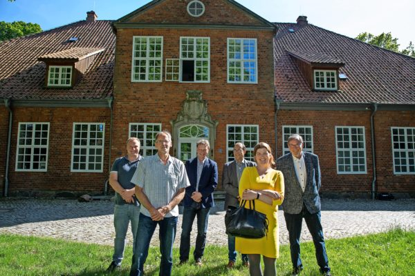 Sich einsetzten für mehr Nachhaltigkeit und eine Gemeinwohlbilanzierung der Gemeindeverwaltung durchzuführen, war eine Idee in Stockelsdorf