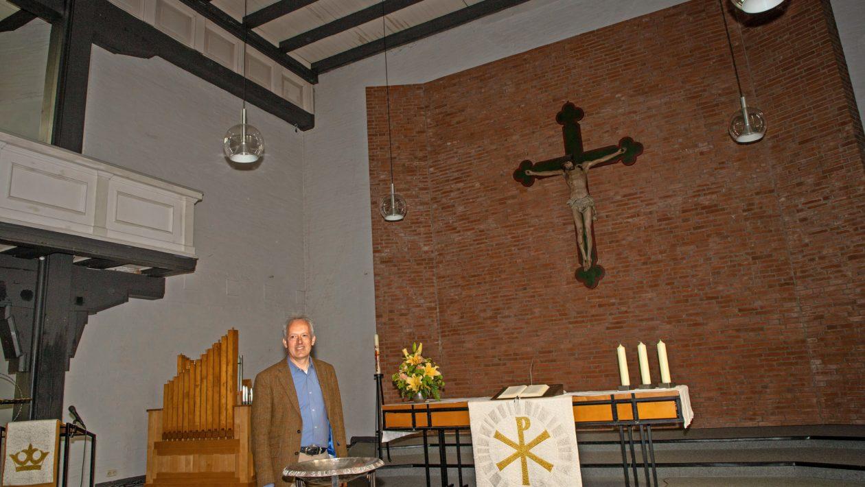 Die Kirchengemeinde Kücknitz erhält knapp 418 000 Euro vom Bund für die Umgestaltung des Innenraumes der Johannes-Kirche am Kirchplatz.