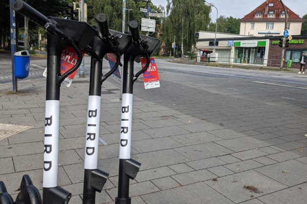 Bird Lübeck Scooter Roller