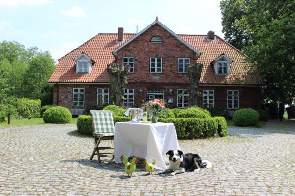 Als ehemaliger Gutshof versprüht das Ringhotel Friederikenhof noch heute jede Menge Charme.