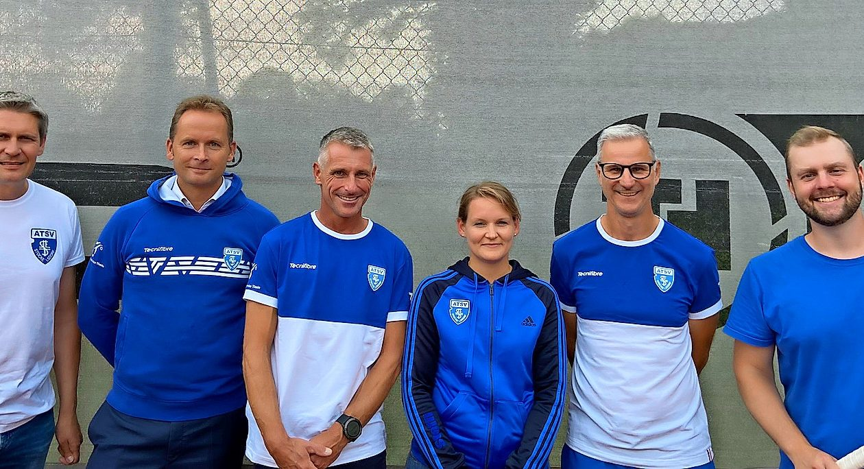 Auf der kürzlich stattgefundenen Mitgliederversammlung der Tennisabteilung des ATSV Stockelsdorf standen mehrere Wahlen an.