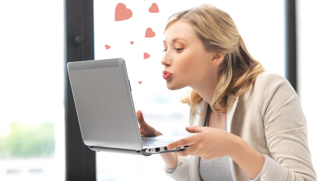 Virtuelle Partnerbörsen eroberten nach und nach die Herzen von Single-Frauen und ebenso von Single-Männern.