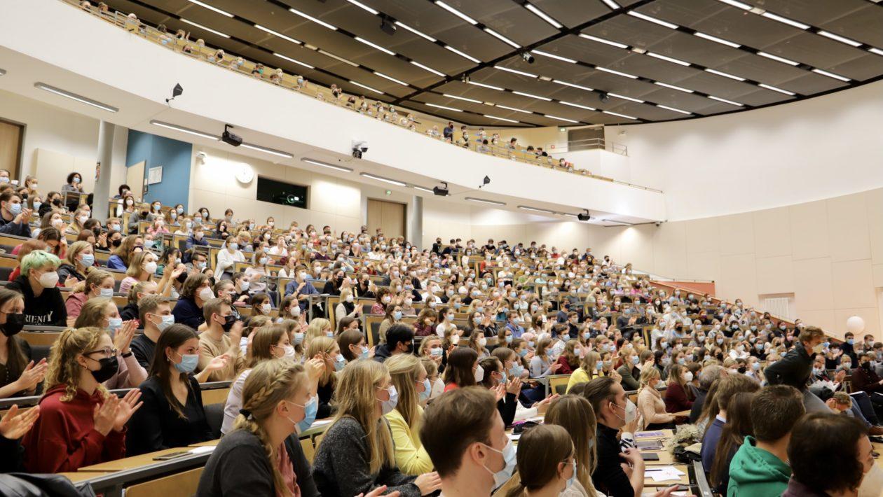 Erstsemester Universität Lübeck Studierende