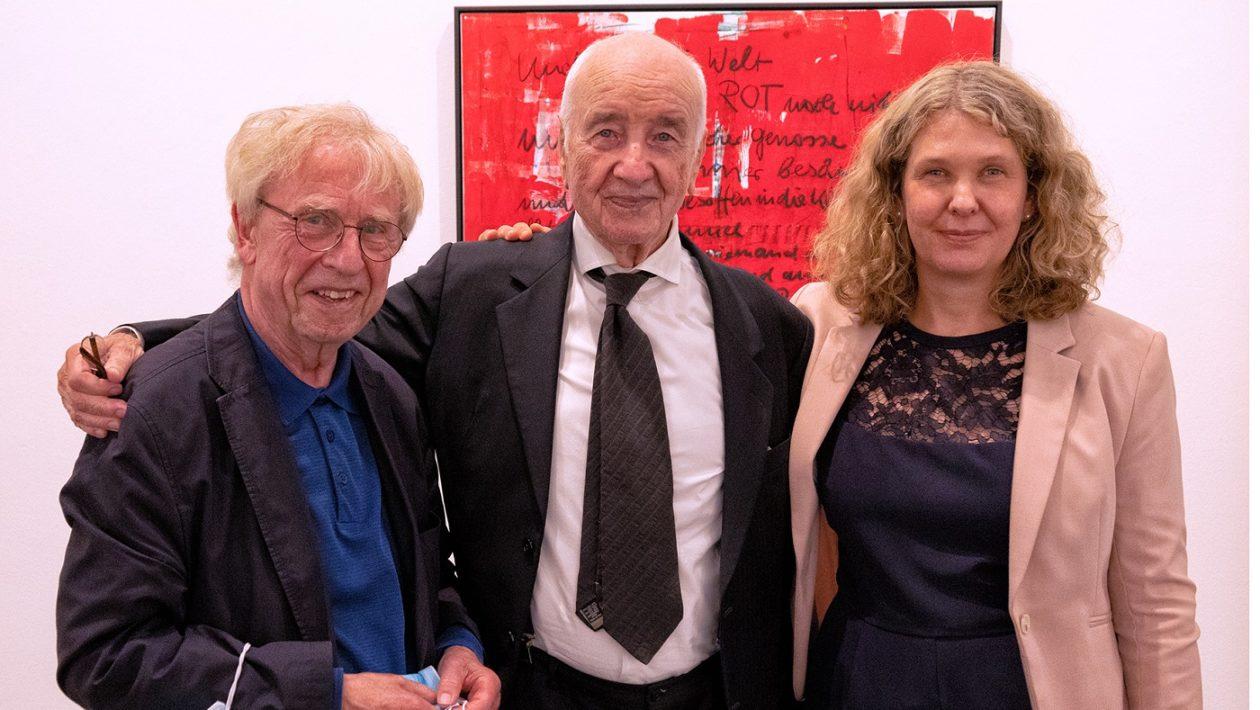 Ausstellung Mueller-Stahl Lübeck