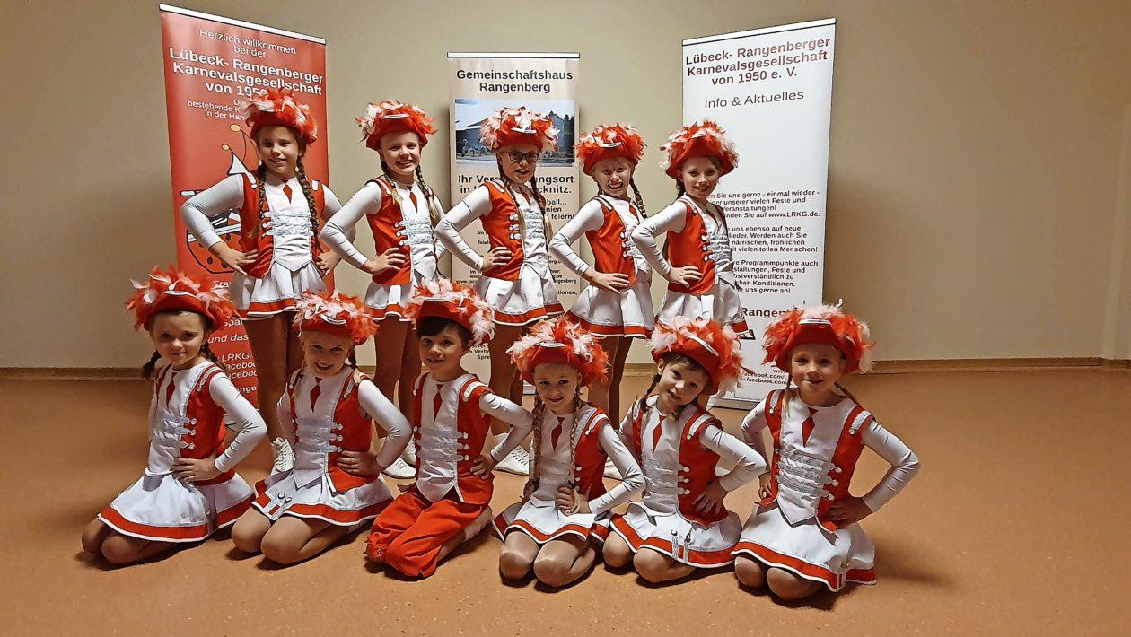 Mehr als 21 Monate nach der letzten öffentlichen Veranstaltung feiert die Lübeck-Rangenberger Karnevalsgesellschaft am 13. November die Sessionseröffnung